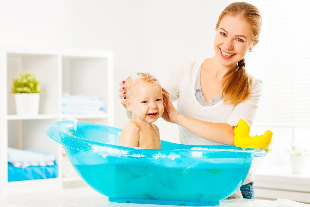 Bebek Kepek Şampuanı